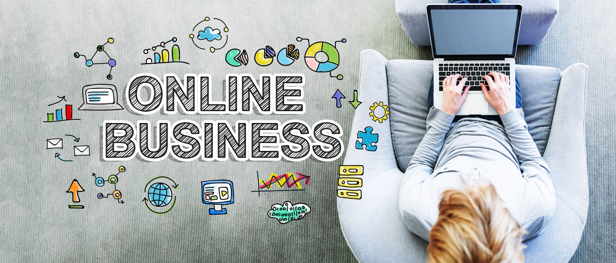 How to Start Online Business From Home ?