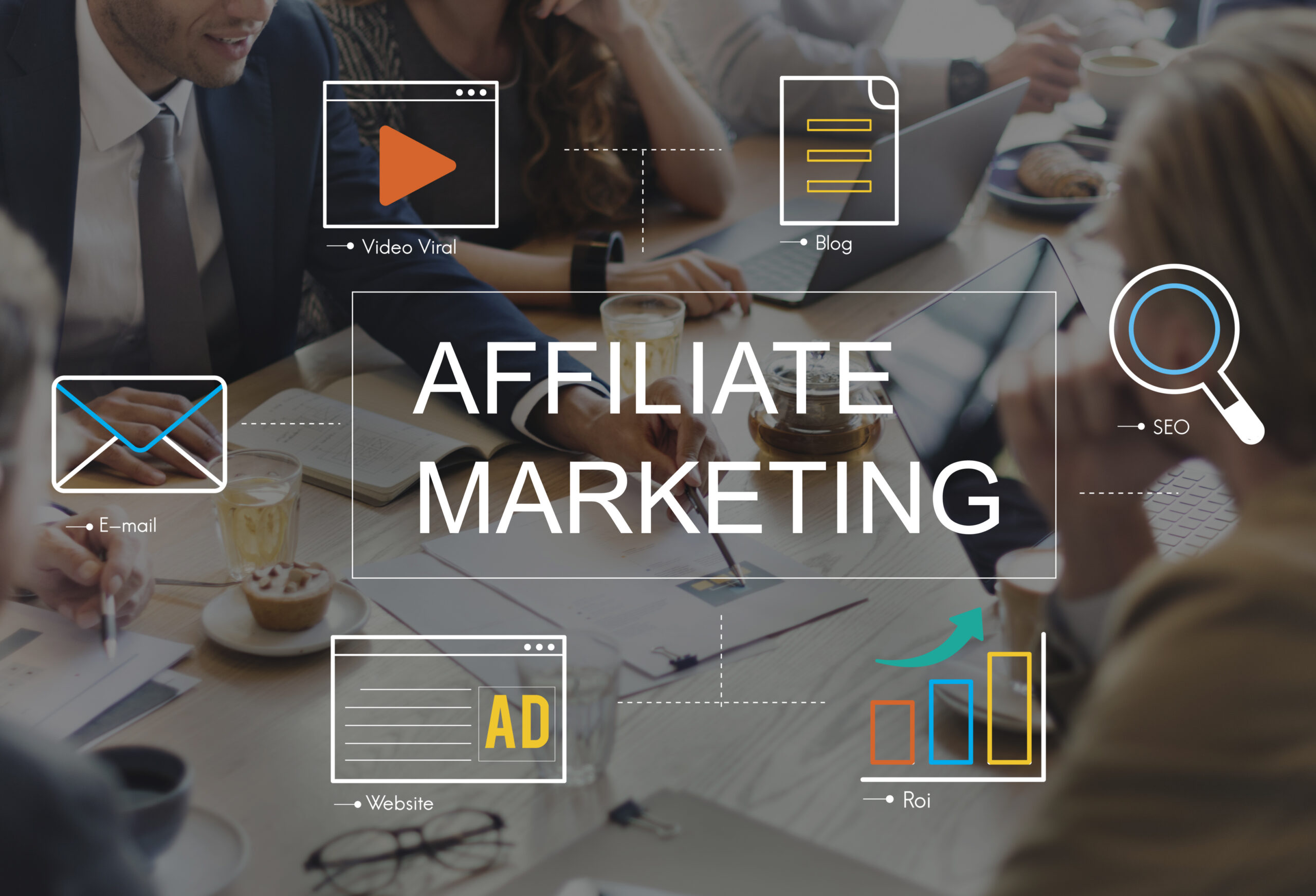 how to make money with affiliate marketing .